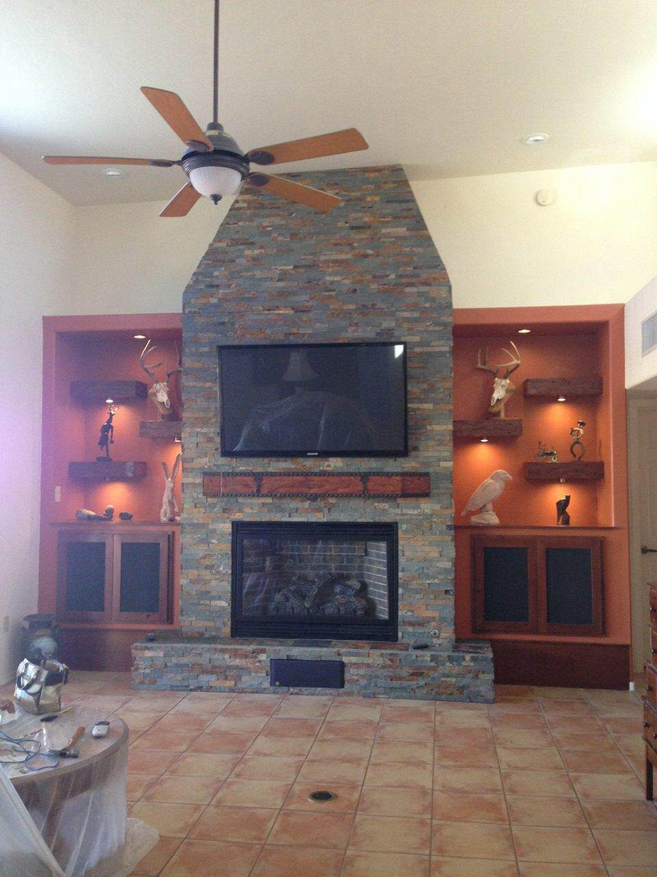 American Hearth Gas Fireplace