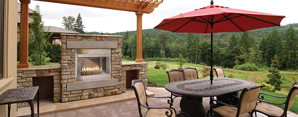 Outdoor Fireplaces Arizona Grill Hearth